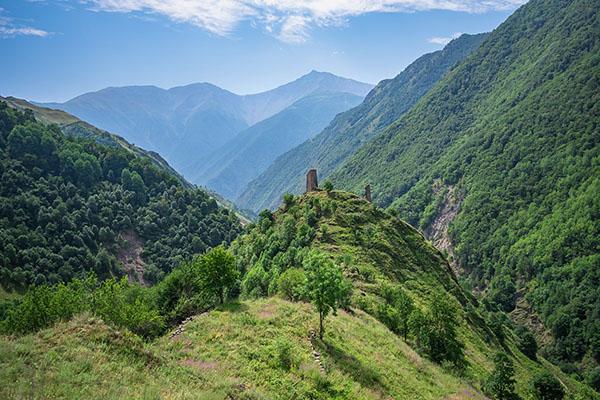 Экскурсии Горная Чечня туры Терлойское ущелье Элтпхарой
