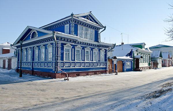 Городец Нижегородская область