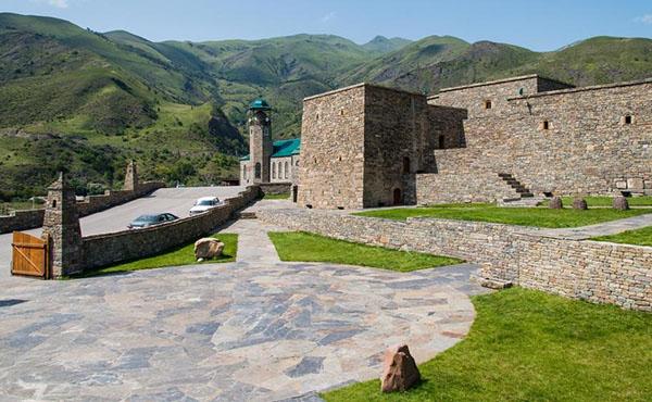 Экскурсии Горная Чечня туры Итум-Кали