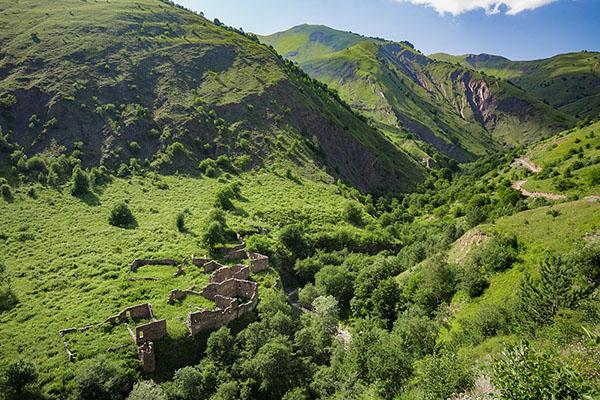 Экскурсии Горная Чечня туры Терлойское ущелье Кенах