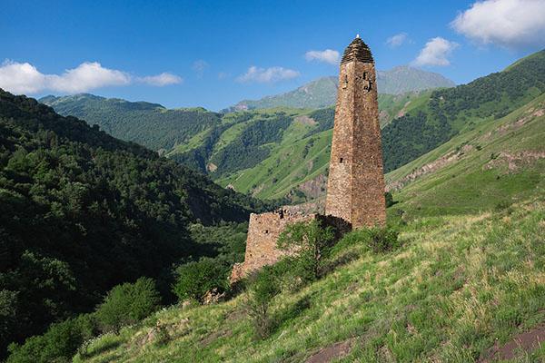 Экскурсии Горная Чечня туры Терлойское ущелье Моцарой