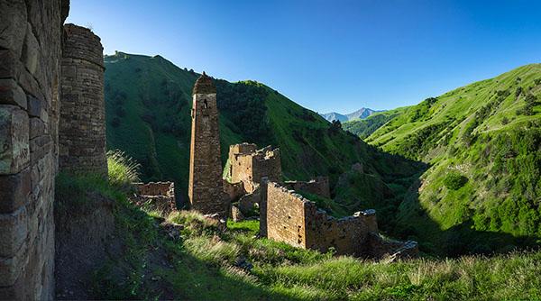 Экскурсии Горная Чечня туры Никарой