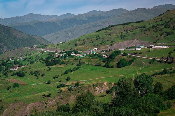 Экскурсии Горная Чечня турs курорт Ведучи летом