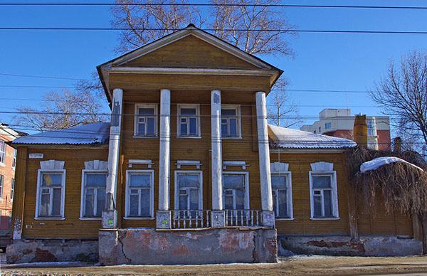 Рязанская область Рязань зимой. Ryazan city
