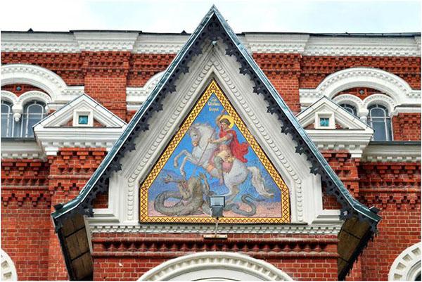Владимирская область Гусь-Хрустальный музей хрусталя