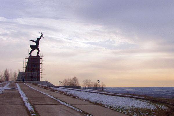 фото зимой Яхрома Канал имени Москвы Шлюз 3