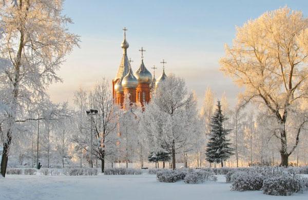 Кирово-Чепецк зимой достопримечательности. Туры в Кировскую область из Москвы