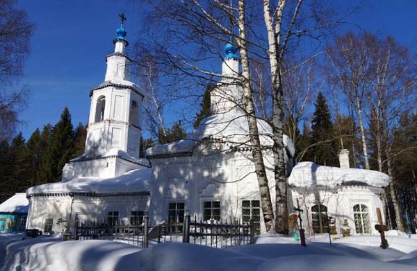 Кировская область Лальск зимой достопримечательности. Туры в Кировскую область из Москвы