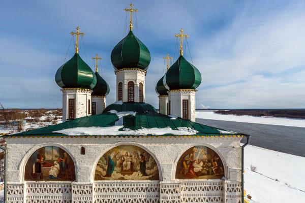 фото Сольвычегодск Архангельская область - Solvychegodsk photos