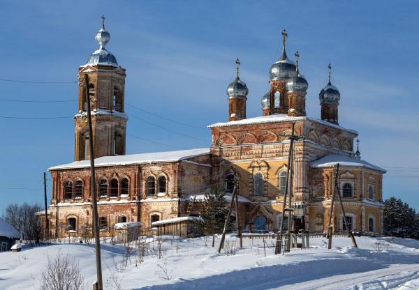 Кировская область Верхе-Лалье зимой достопримечательности. Туры в Кировскую область из Москвы