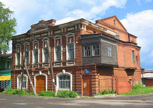 Вологда – Кадников Kadnikov
