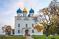 монастырь Флорищева пустынь Фролищи Нижегородская область