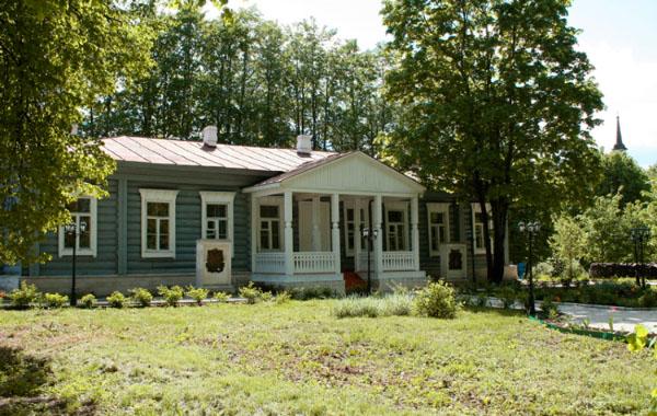 Усадьба Танеевых Маринино Владимирская область