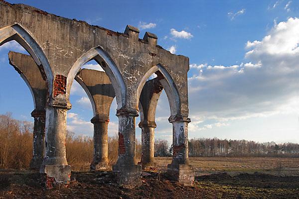 Муромцево Судогодский район усадьба Храповицкого