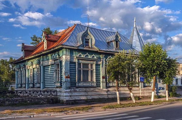 фото Судогда Владимирская область