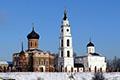 Экскурсия Волоколамск зима