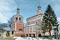 экскурсия Венёв Тульская область зимой