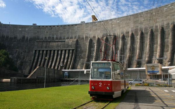Трамвай Черёмушки Саяно-Шушенская ГЭС экскурсия
