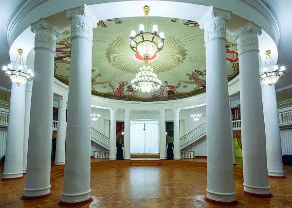 фото Дворец культуры химиков зал Дзержинск Нижегородская область