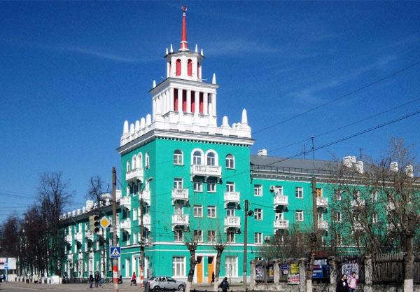Дзержинск фото Нижегородская область