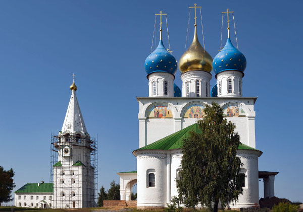 монастырь Флорищева пустынь Фролищи фото. Нижегородская область