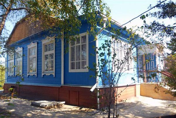 дом-музей Закруткина станица Кочетовская Ростовская область