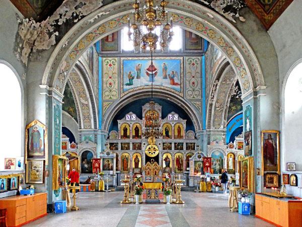 город Константиновск  Ростовская область