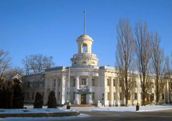 фото города Волгодонск Ростовская область